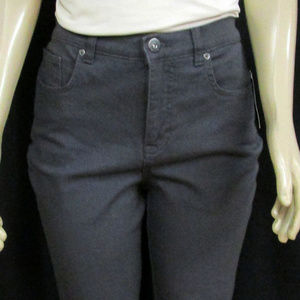 Style & Co Jeans Graphite Grey 8S